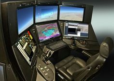 RPA Pilots Command Avenger from a New Ground Control Station ...