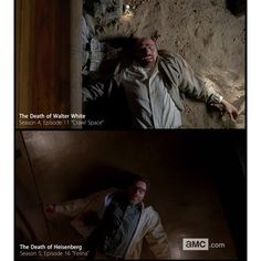 """Turns out the final shot of the entire show had actually been seen before. 