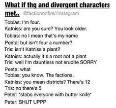Haha!! I LOVE DIVERGENT!!
