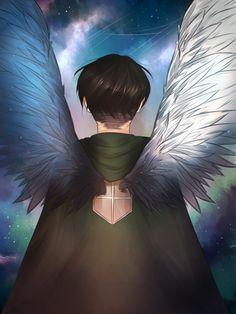 LeviWeek 3: Wings of Freedom by MrsZelkam on deviantART