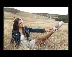 Orange County Senior portrait photography, Sherri Sieb Photography, Athletic Photography, Dance Photography, Senior portrait photography.