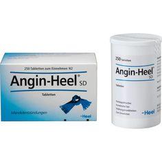ANGIN HEEL SD Tabletten:   Packungsinhalt: 250 St Tabletten PZN: 08412274 Hersteller: Biologische Heilmittel Heel GmbH Preis: 25,97 EUR…