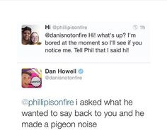 Phil Lester everyone, but me too