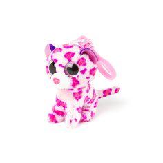 e26b4d612a0 Ty Beanie Boos Glamour the Leopard Plush Clip On