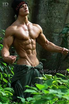 Jeff Seid, male fitness model | © Luis Rafael ► www.facebook.com/luisrafael4photos # pecs six pack abs hunk men nice arms bare chest hot guy male body shirtless musculoso