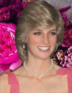 Princess Diana Fashion, Princess Diana Family, Real Princess, Prince And Princess, Royal Family Portrait, Royal Family Pictures, Best Wigs, Lady Diana Spencer, Wales