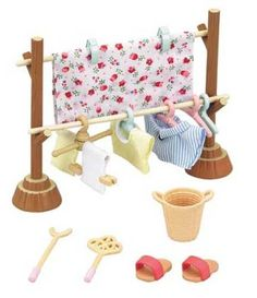 "Epoch Sylvanian Families Sylvanian Family Doll ""Washing Accessory Set Ka-610"" Epoch http://www.amazon.com/dp/B0002YMOXK/ref=cm_sw_r_pi_dp_ASRyvb1BMJ64Z"