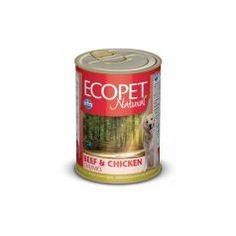 Farmina Ecopet Natural Govedina i Piletina, vlazna hrana za pse, konzerva   http://www.apetit.rs/farmina-ecopet-natural-govedina-i-piletina-405-gr