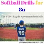 It is important to select the right Softball Drills for 8u for teaching critical skills and enhancing confidence level.   Here are the TOP 4 DRILLS: The star drills...  #softball #softballdrills #softballdrillsfor8u #8usoftball