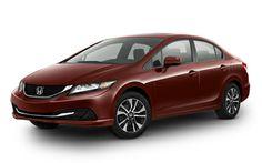 2014 Honda Civic. Wish you were mine.