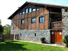 Casa Rural Apezetxea-entrada casa-arruitz-larraun-navarra
