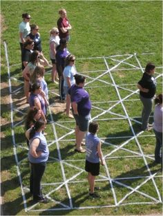 Immune system game from Ellen McHenry's site...this picture is NOT from her site...but the game is played like human chess.