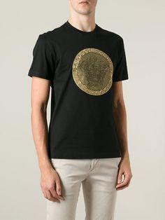 Versace Medusa T-shirt - Eraldo - Farfetch.com