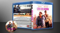 Cães De Guerra (Blu-Ray) - Capa | VITRINE - Galeria De Capas - Designer Covers Custom | Capas & Labels Customizados