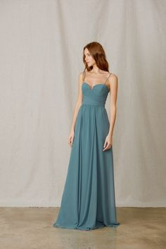 d8dd61d2d6536 Amsale exclusive bridesmaid dress for Bella Bridesmaids #BellaLittleRock  Amsale Bridesmaid, Wedding Bridesmaids, Bridesmaid