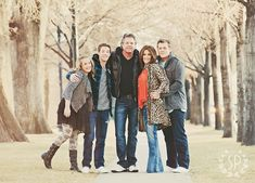 Image result for posing families with teens