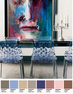 Room Decor Ideas brings you the best inspiration for your home interiors with 100 Dining Room Decor Ideas for your Home for you to get a luxury interior design. Decoration Inspiration, Dining Room Inspiration, Interior Design Inspiration, Decor Ideas, Colossal Art, Color Of The Year, Dining Room Design, Art Decor, Room Decor