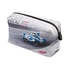 Jaguar Canvas Wash Bag