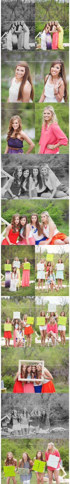 Hope Toliver Photography, Tulsa, Ok Senior Photographer bestfriends sessions