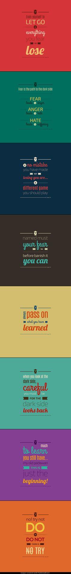 Yoda quotes by Navdeep Raj