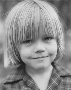 Leonardo Dicaprio even as a little boy he was a heartbreaker