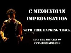 Mixolydian Jazz Funk Backing Track in C Major Scale, Jazz Funk, Backing Tracks, Video Film, Made Video, Movies To Watch, I Movie, Musicals, Things To Think About