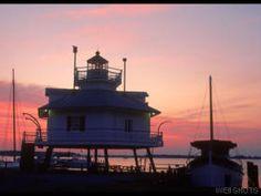 Lighthouse, Chesapeake Bay Museum, Maryland - Professional Photos