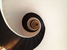 Bilbao hotel staircase