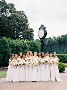 Atlanta Country Club Wedding   Eve Yarbrough Photography Fine Art Wedding Photography, Country Club Wedding, Bridesmaid Dresses, Wedding Dresses, Eve, Atlanta, Table Decorations, Bridesmade Dresses, Bride Dresses