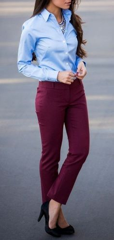 #winter #outfits  red pants