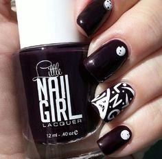 HARLEY ~ www.littlenailgirl.com  #winternails #vegan #pimpmyindies #weheartit #supportindies #5free #supportindiemakers #chic #littlenailgirllacquer #womeninbusiness  #glam #trendy #miami #fashion #flawless  #instadaily #manicure #nailart #nailaddict #notd #nailpolish #littlenailgirl #foreveryoung #grind #nailstagram #love #bblogger #nailchaos #nailswag #nailartwow