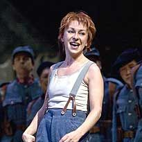 """natalie dessay in donizetti's """"the daughter of the regiment."""""""