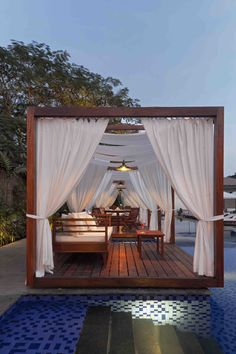 pool cabanas - Google Search