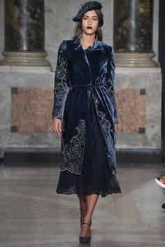 Luisa Beccaria - Fall 2015 Ready-to-Wear - Look 29 of 48