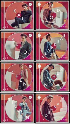 Exo Group Photo, Group Photos, Exo Exo, Chanyeol, Zi Tao, Kpop, K Idols, Photoshoot, My Favorite Things