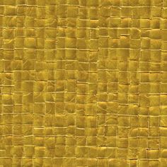 Behang Elitis 'Glass Nacres' Goud