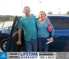 Thank you to Carol Isbell on your new 2009 #Nissan #Rogue from Joe Majda and everyone at Honda of Denton!
