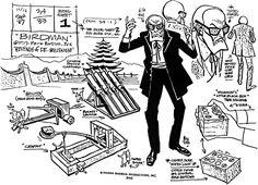 Saturday Morning Cartoon Super-Heroes - Super-Villains and Galactic Enemies