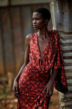 Aamito- 1st. Africa's next top model