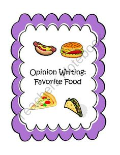 Need to write an essay on how my favorite food reflects my personality?
