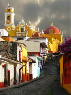 jalapa, mexico  this is such a beautiful town! Went there in the summer one year and had a great time! : )