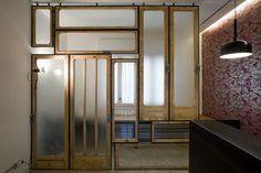 ANK, Luca Casonato · Interni Studio Legale · Architettura italiana