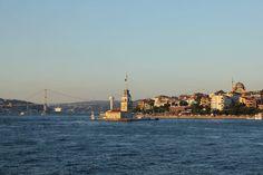 Maiden's Tower, Bosphorus, Istanbul, Turkey Kız Kulesi