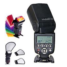 >> Click to Buy << Yongnuo YN560 III YN560III Flash Speedlite Wireless Flashlight flash for Canon Nikon Pentax Olympus Panasonic DSLR Camera  #Affiliate