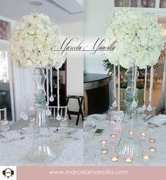 Marcela Mancilla; Organización, decoracion y coordinación de bodas y eventos en Cartagena Colombia ver: www.marcelamancilla.com