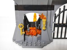 """For this MOC I decided to a """"set style"""" build. To me that means relatively simple styling, no baseplate / minimal landscape, and of course a small """"opposing..."""