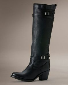 Women's Jane Strappy Boot - Black