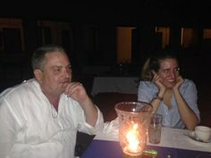 Robert and Charlotte, our guests enjoying an evening With Mrs. Angelique Singh at Royal Heritage Haveli Jaipur!