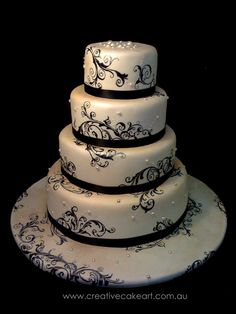 https://flic.kr/p/8DFest   creative cake art wedding cakes (7)