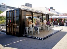 container shop design - Pesquisa Google
